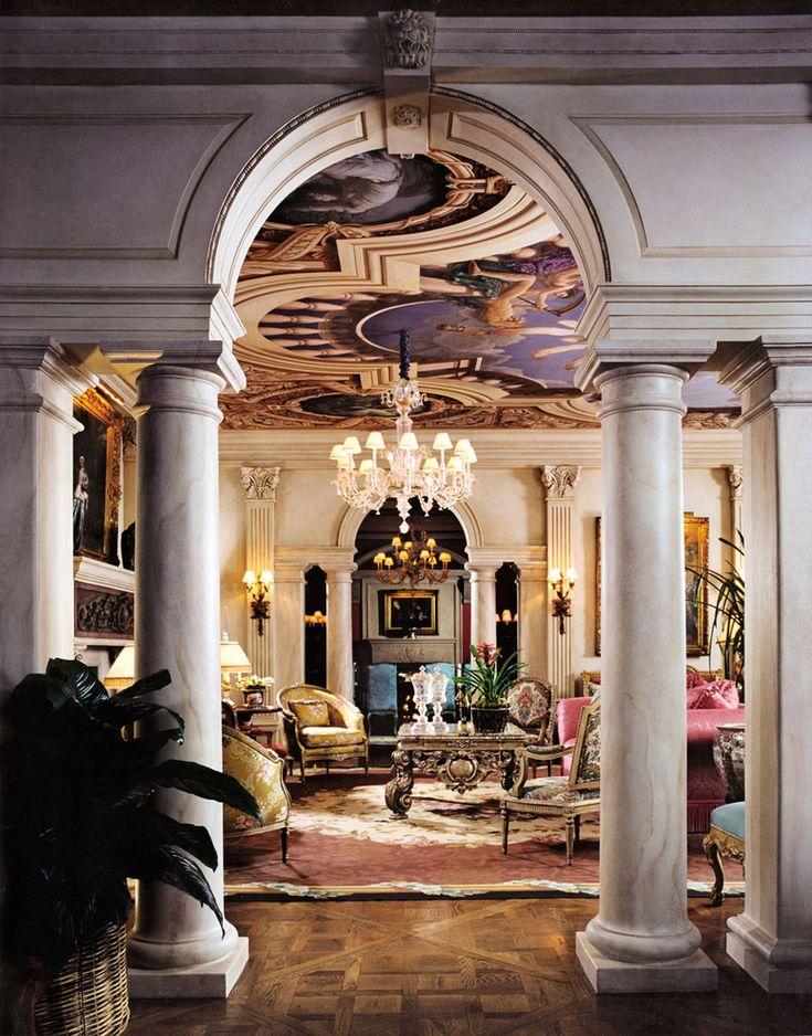 16 best Pretty Interior Columns images on Pinterest | Interior ...