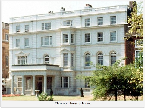 69 Best Images About Clarence House On Pinterest