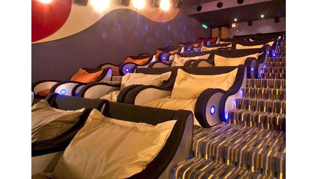 Beanieplex Cinema in Malaysia.  Has anybody bean here? (sorry, couldn't resist)