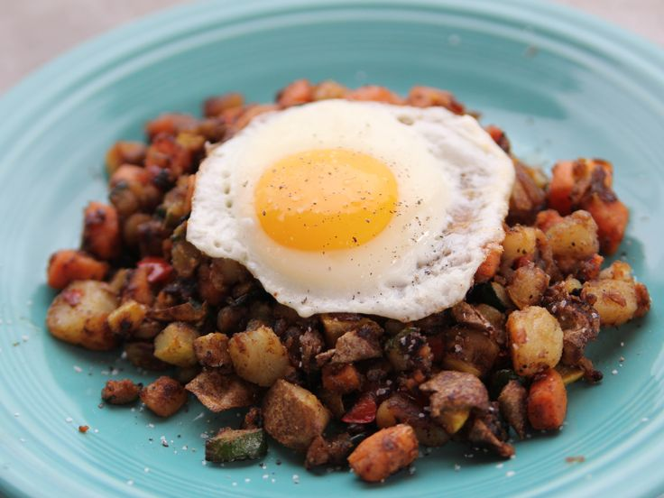 Potato Hash recipe from Ree Drummond via Food Network