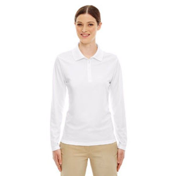 Ladies Ash City core 365 78192 Performance Polo Shirt on Dicounted price with Flat Sale off 20 % Buy it Now and Fullfill your wardrobe by SpazeApparel.com.