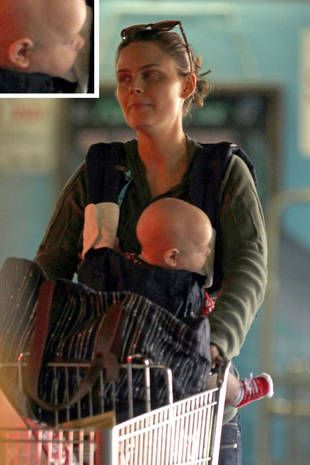 """Emily Deschanel on her real-life baby: Little Henry is """"very advanced"""""""