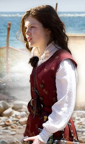 The Chronicles of Narnia, the Voyage of the Dawn Treader: Lucy
