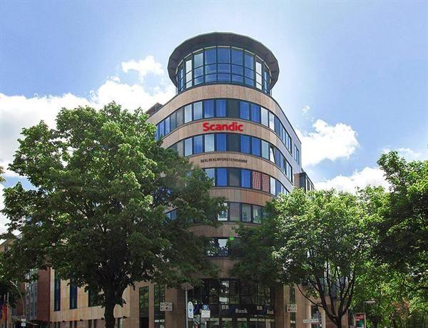 Discounthotel-Worldwide.com - Scandic Berlin Kurfuerstendamm