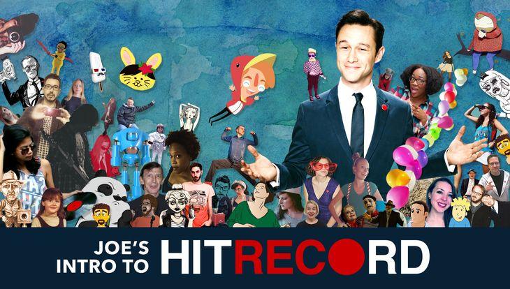 HITRECORD - Joe's Intro to HITRECORD