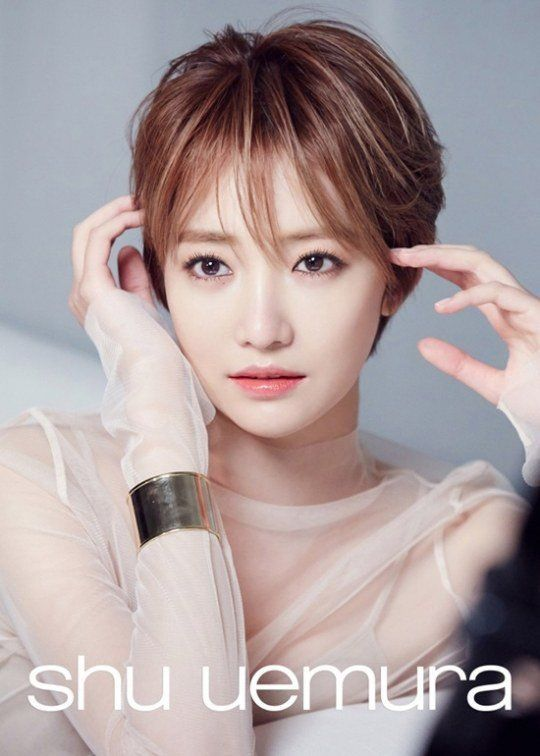 Go Jun Hee's behind-the-scenes cuts for 'Shu Uemura' look as gorgeous as a final pictorial! | allkpop.com
