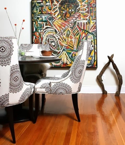 New African American Furniture Designers