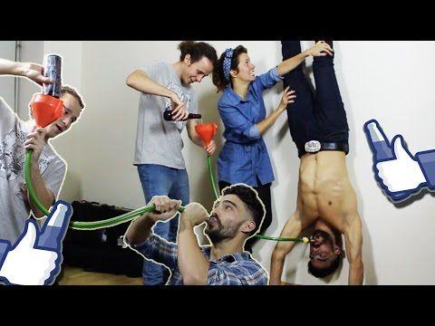 EMBUDO ÉPICO PARA LA FIESTA - YouTube