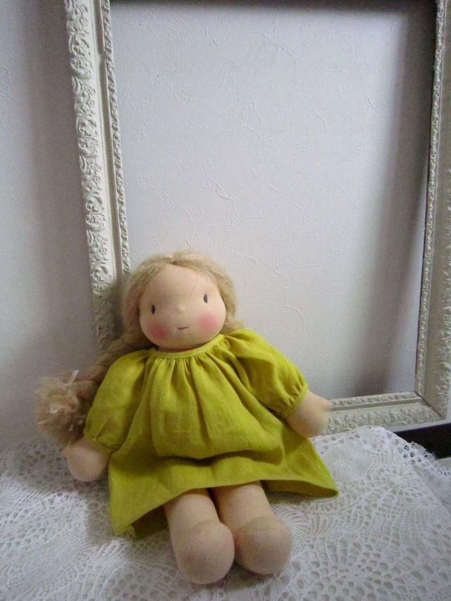 手作り人形 40センチ | ハンドメイドマーケット minne 手作り人形 40センチ