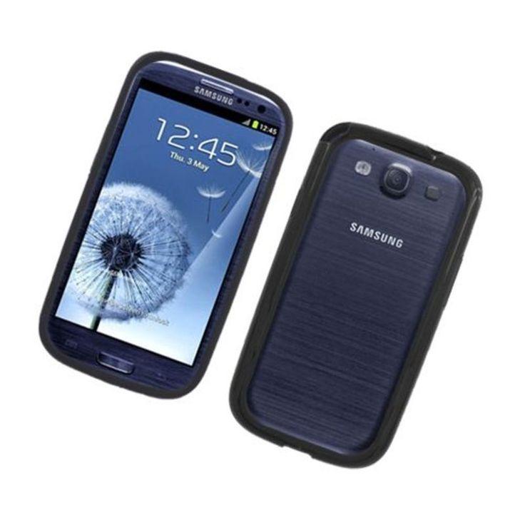 Insten TPU Rubber Candy Skin Bumper Frame For Samsung Galaxy S3 #2318634