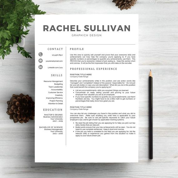 20 best Resumes images on Pinterest Resume ideas, Resume tips - resume for teaching profile