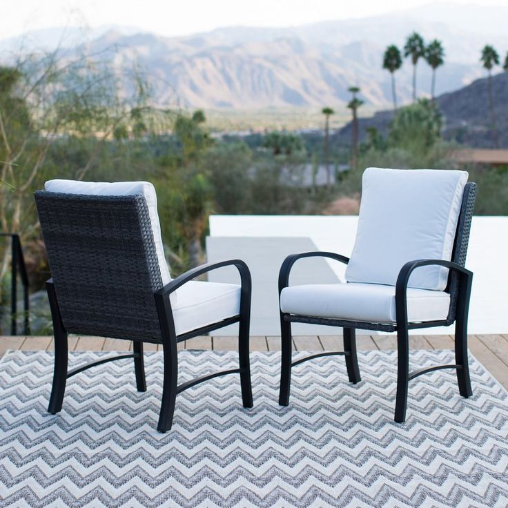 78 Ideas About Wicker Dining Chairs On Pinterest