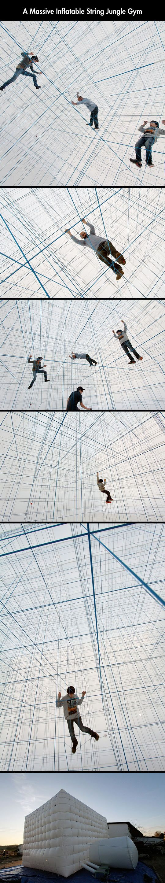 The Cube In Real Life - funny pictures #funnypictures