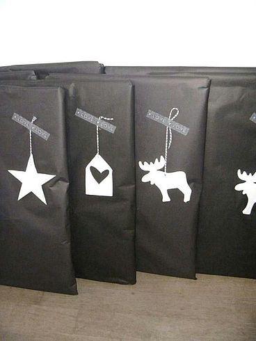 Christmas wrap ♥