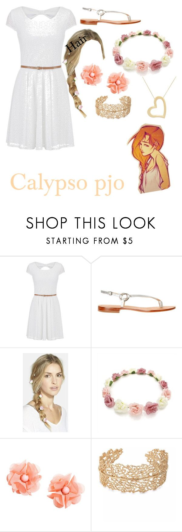 """Calypso (percy jackson series)"" by gglloyd ❤ liked on Polyvore featuring maurices, Diane Von Furstenberg, Berry and H&M"