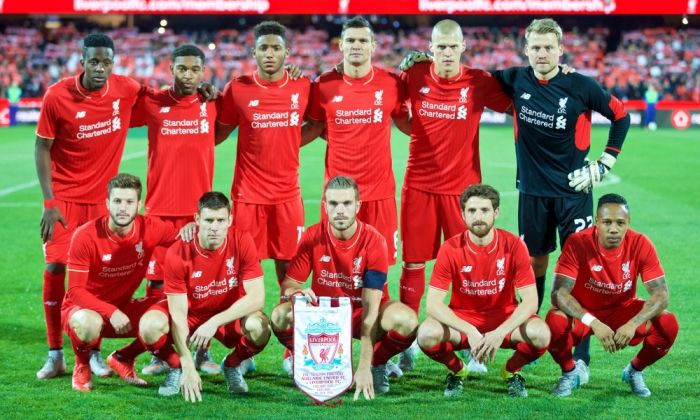 Liverpool defeat Adelaide United - Liverpool FC