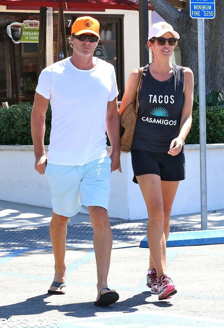 Cindy Crawford and Rande Gerber Look Like Teenagers in Love — Even After 17 Years!