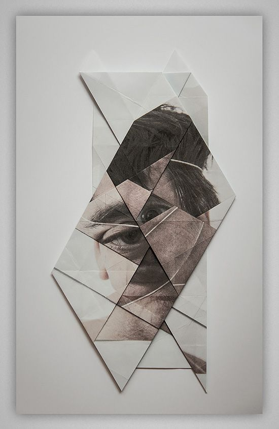 http://theinspirationgrid.com/distorted-origami-faces-by-aldo-tolino/