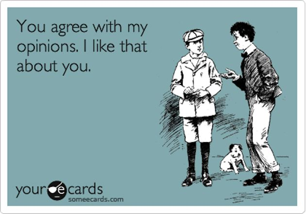 funny-ecards-bannedinhollyood-03: Funny Shiznit, 03 Funny, Funny Cuz I Say Laugh, Ecards Bannedinhollyood, Funny Quotes, Funny Stuff, Funnies, Opinion, Funny Ecards