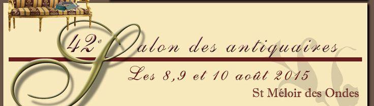 Salon des antiquaires Saint-Méloir-des-Ondes : antiquités, brocantes et mucoviscidose