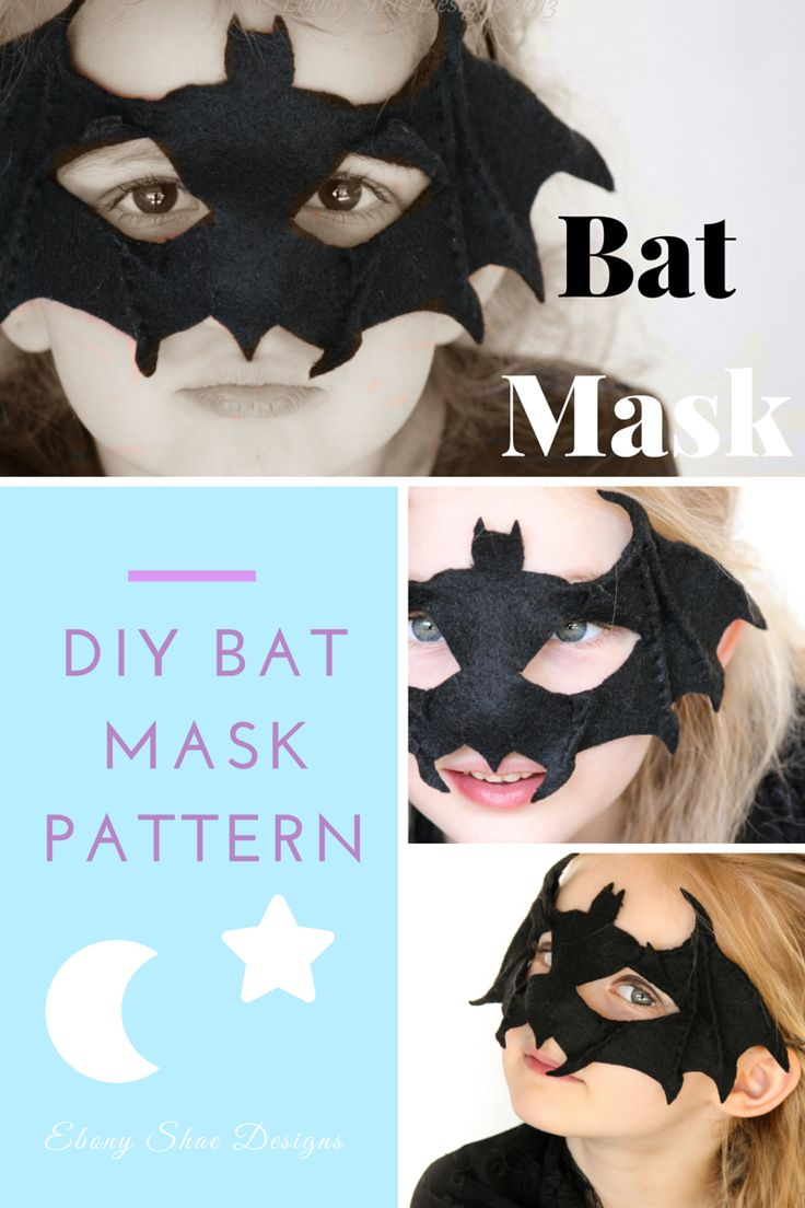 Best 10+ Bat mask ideas on Pinterest | Awesome masks, Bat ...