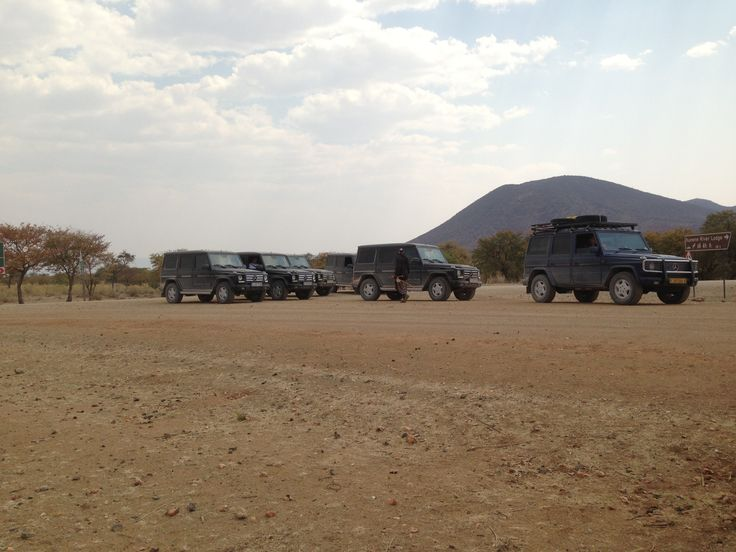 G-Wagon Safari in Africa