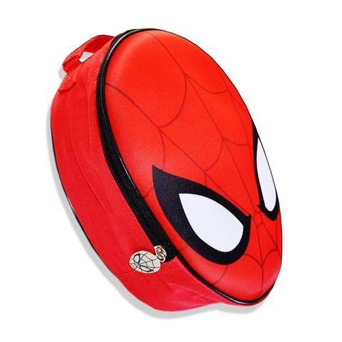 A110 - 3D Spider Man Lunch Bag - School Depot NZ  - 1