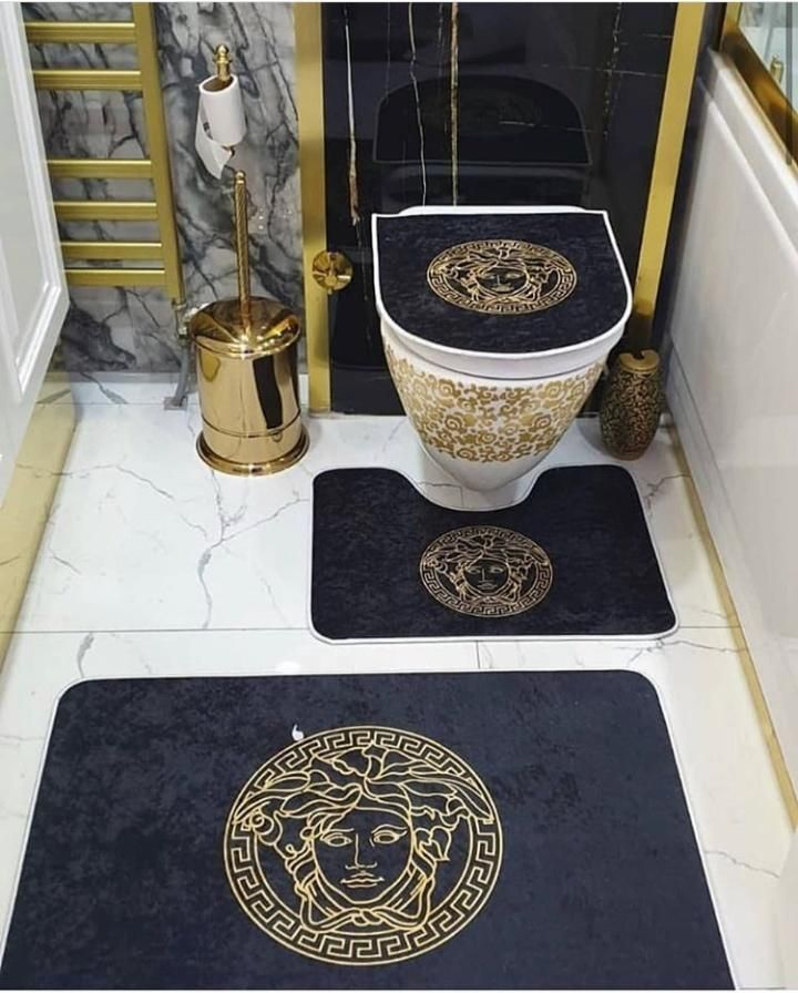 Versace Bathroom Set Bathroom Decor Luxury Bathroom Sets Versace Furniture