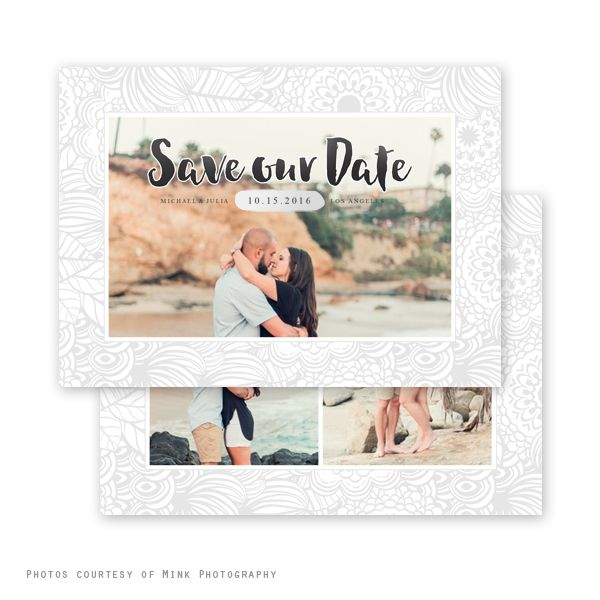 11 Best Save The Date Card Templates Images On Pinterest | Card