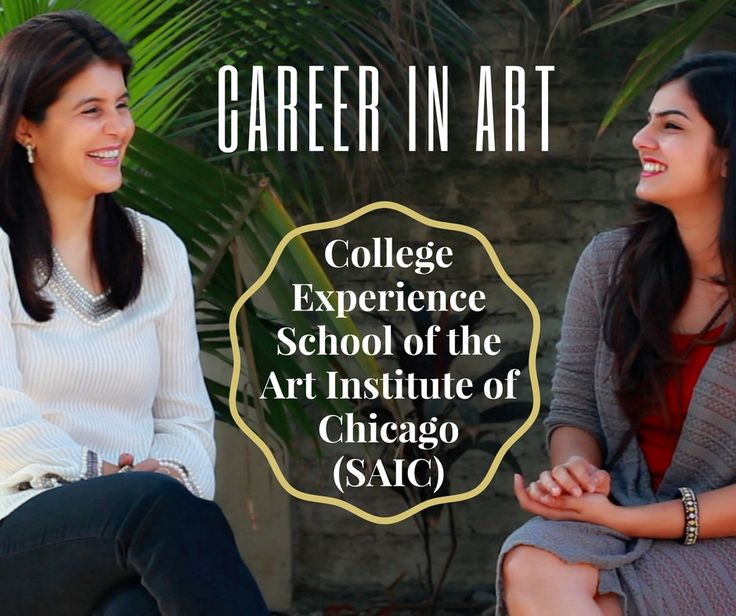 Want to Succeed as an Artist - Watch -  Junior from the School of the Art Institute of Chicago talk about her journey from a painter to a multimedia artist, career advice for Art Students, how to be a part of art exhibitions early, her style of work, housing at SAIC and lots more. ‬