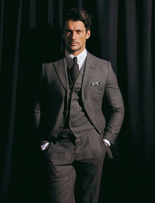 David Gandy is probably the best-dressed man alive in 2019 ...