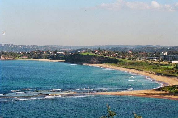 Click here for more information on this photo of Mona Vale Beach. You can buy handmade greeting cards featuring this photo for $4.50 at www.theshortcollection.com.au/Sydney-Beaches