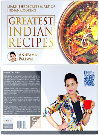 100's of colorful Pictures show you the real secrets of Indian Food Styling  A picture is worth a thousand words. Imagine having 100's of them. How many words would that be worth. Learn the art of Food Styling using them and impress your friends. It's fun, and it immediately puts you as an Expert.