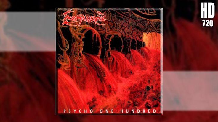 NEMBRIONIC - Psycho One Hundred ◾ (album 1995, Dutch death metal)