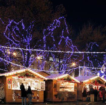 Kerstmarkt - Rijsel - #ShoppingFR