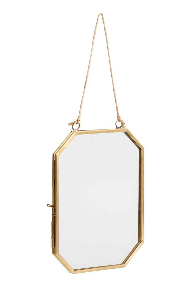 Small metal frame | H&M