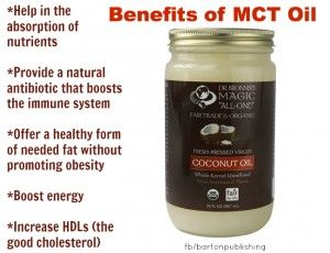 Health benefits of MCT oil - #energy #weightloss #goodcholesterol #antibiotic #MCT