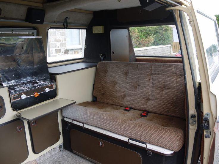 Volkswagen T25 T3 Devon Poptop Campervan Original