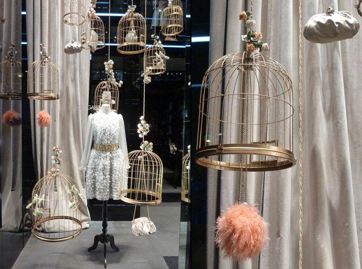 Dolce & Gabbana windows displays