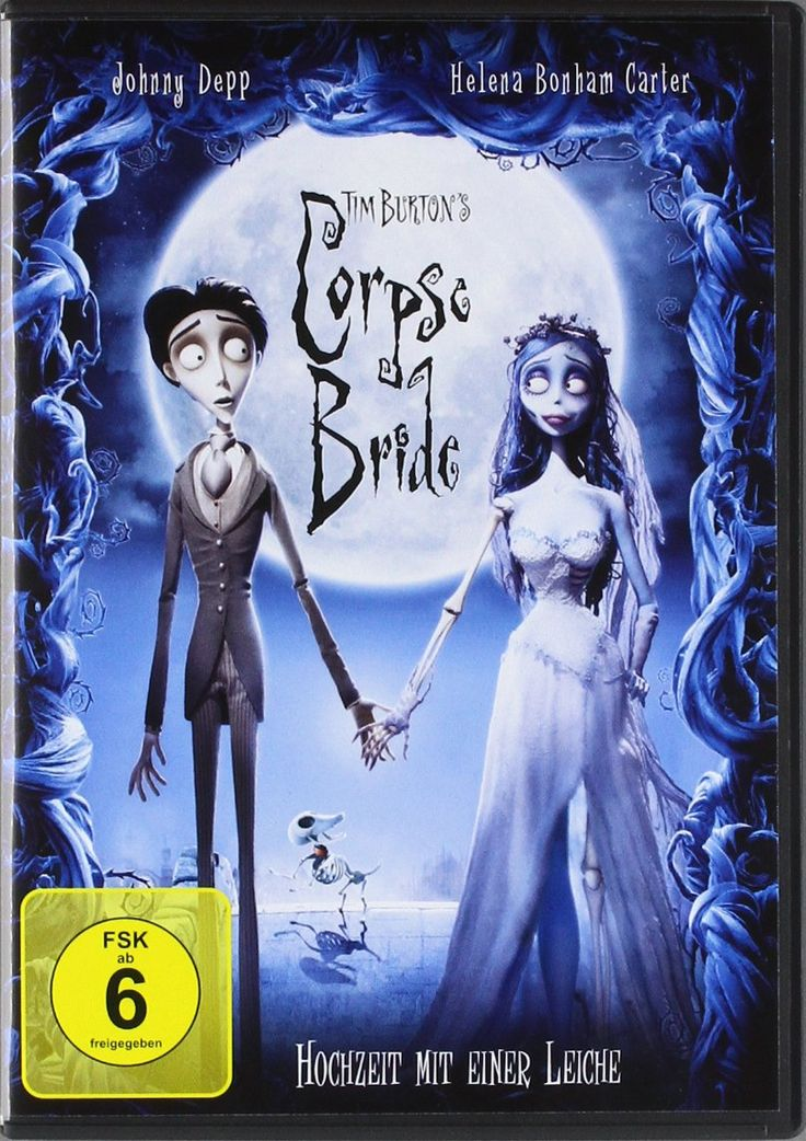 Tim Burton's Corpse Bride - Hochzeit mit einer Leiche: Amazon.de: Alex McDowell, Johnny Depp, Tim Burton, John August, Michelle Guish, Jonathan Lucas, Sandy Buchanan, Jeffrey Auerbach, Pete Kozachik, Allison Abbate, Caroline Thompson, Joe Ranft, Chris Lebenzon, Helena Bonham Carter, Pamela Pettler, Emily Watson, Tracey Ullman, Paul Whitehouse, Joanna Lumley, Albert Finney, Richard E. Grant, Christopher Lee, Michael Gough, Jane Horrocks, Enn Reitel, Deep Roy, Stephen Ballantyne, Lisa Kay…
