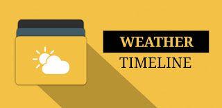 Weather Timeline - Forecast v1.5.4.2  Domingo 25 de Octubre 2015.By: Yomar Gonzalez ( Androidfast )   Weather Timeline - Forecast v1.5.4.2 Requisitos: 4.0 Información general: El tiempo Línea de tiempo es una aplicación de tiempo simple que se centra en un resumen de la siguiente hora las próximas 48 horas y la semana que viene así que no tienen que. Se presenta el pronóstico en una línea de tiempo para ayudarle rápidamente mirada y digerir la información y tiene un fuerte enfoque en el…
