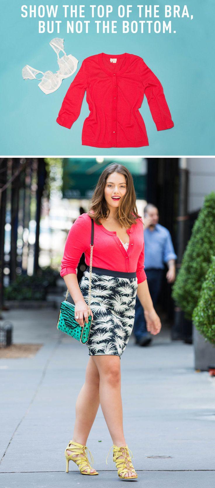 16 Badass Ways To Show Off Your Bra  Fashion, Badass -6812