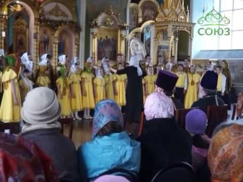 Пермь: Пасхальный концерт «Свет музыки - храм»