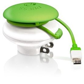 It shuts off the flow of energy to your phone, iPad, etc. once it is done charging. Great energy saver and eliminates sucking the battery's life. / TechNews24h.com