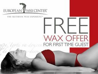 FREE Body Waxing Service at European Wax Center - http://www.guide2free.com/beauty/free-body-waxing-service-at-european-wax-center/