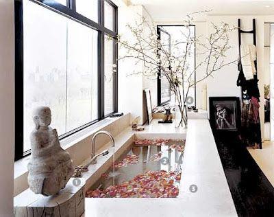 M s de 25 ideas incre bles sobre decoraci n zen para for Cuartos de bano estilo zen