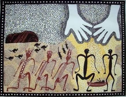 Image result for christian aboriginal art