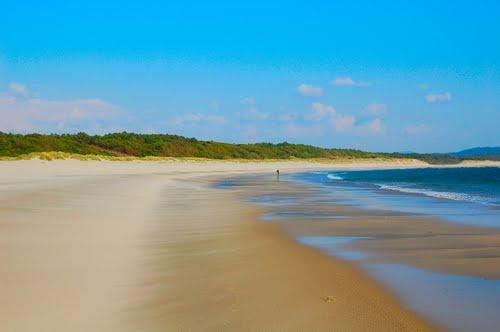 Praia do Cabedelo (Minho)-Portugal