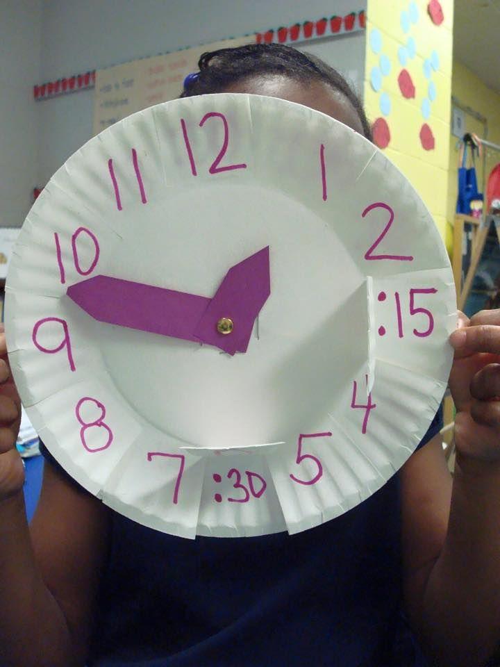 okul öncesinde zaman kavramı ve saat öğretimi (9)