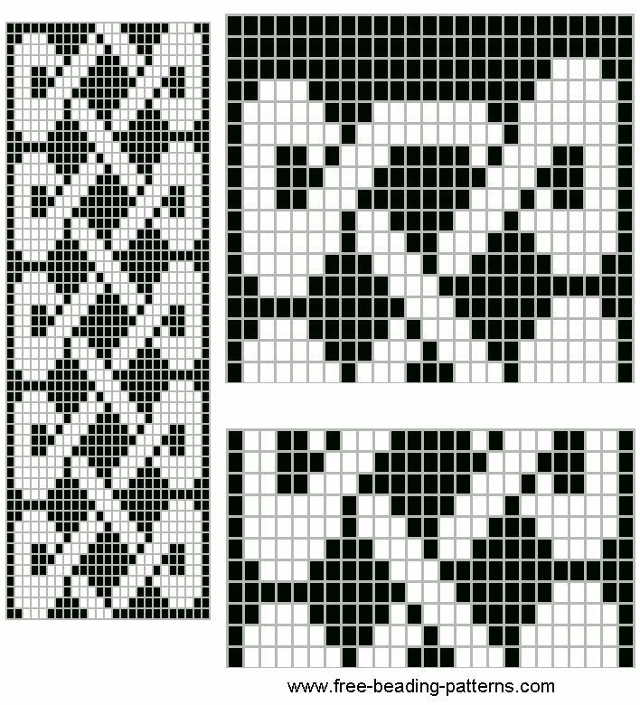Guitar strap - celtic pattern